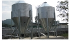 STORAGE SYSTEM GALVANIZED STEEL SILO