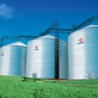 Galvanized Steel Silo