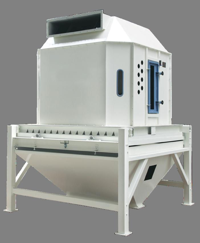 SKLN series wood pellet cooler